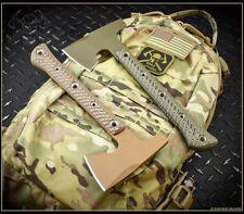 RMJ Tactical Tomahawk Jenny Wren Hammer Poll Coyote Tan Hyena Brown