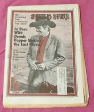 ROLLING STONE MAGAZINE ISSUE #56 APRIL 16, 1970 EDITION DENNIS HOPPER - FAIR