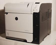 HP LaserJet Enterprise M601dn CE990A nur 91.743 Seiten  90% org.HP Toner CE390A