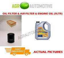 HYBRID OIL AIR FILTER KIT + LL 5W30 OIL FOR CITROEN DS5 2.0 163 BHP 2011-