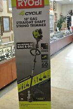 "Ryobi 4 Cycle 18"" Gas Straight Shaft String Trimmer RY4CSS BRAND NEW"