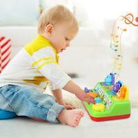 Baby Kids Infant Electronic Basic Musical Piano Toy Keyboard Education Lighting