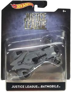Hot Wheels Justice League Batmobile [1:50 Premium] *New**Sealed*