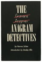 Norma Schier/Stanley Ellin: The Anagram Detectives SIGNED LIMITED FIRST EDITION
