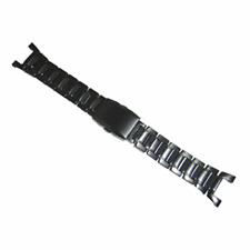 Genuine Casio Replacement Band  for GW2500BD Black Stainless Steel NEW