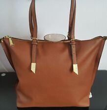 """Women's Chic & Sassy X-Large Brown """"STEVE MADDEN"""" Designer Shoulder Bag Purse"""