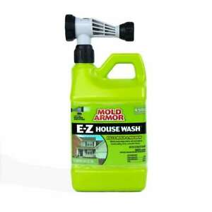Mold Armor 64-fl oz House and Siding Outdoor Cleaner EZ House wash