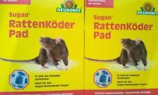 Neudorff Sugan Rat Pad 2x200g Poison For Rat Mhd 25.06.2020