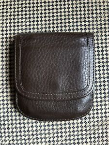 Taxi Wallet One World One Wallet Brown Leather Wallet