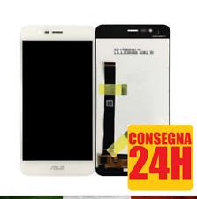 TOUCH SCREEN DISPLAY BIANCO LCD x ASUS ZENFONE 3 MAX ZC520TL 5,2 X008D ORIGINALE