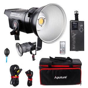 Aputure Ls C120d II Cob 120D 180W 5500K LED Luce Video V Supporto C120II+
