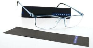 Lindberg Glasses Mod. 9566 51-13 135 25 Flexible Strip Titanium Light Ladies S