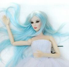 """Doll Wig, Monique Gold NEW """"Adorabel"""" Size 4/5 in Blue Fairy (Long and Full)"""