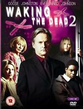 Waking the Dead Complete Season Series 2 DVD Region 4 New BBC