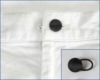 Button Extension Pant Short Skirt Jeans Trouser Enlarge Expander Waist Belt Size