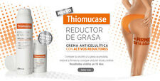PACK THIOMUCASE CREAM ANTI-CELLULITE 200 ml+50 ml total 250 ml