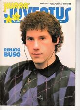 HURRA' JUVENTUS=N°3 1988=COPPA ITALIA=BUSO=BODINI=SERIE A