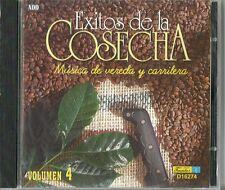 Exitos De La Cosecha Musica De Vereda Y Carrilera  Latin Music CD New