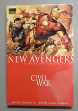 New Avengers: Civil War Premiere Hc Vol 5 New Still In Factory Wrap!
