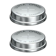 2x Varta CP300H 1.2V 300mAh Button Cell Battery AASC1145 V300 55630101501