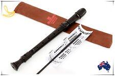 Suzuki Recorder Soprano SRG405 Flute Musical Instrument NEW
