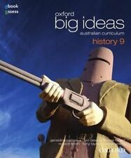 Oxford Big Ideas History 9 Australian Curriculum Textbook Carrodus Delany