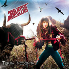 Juliette Lewis ‎– Terra Incognita / Roadrunner Records ‎CD 2009 – RR 7824-2