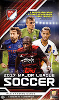 2017 Topps MLS Soccer - Pick A Player