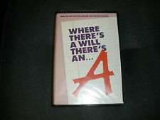 Where There's A Will There's An…A ~ How To Get Better Grades In Grade School VHS