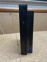 PlayStation 2 PS2 Fat Thick Console ONLY for parts!!! No Hardrive