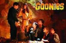 Goonies Movie Poster Cave Action and Adventure 36x24 Global