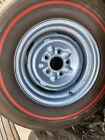 4 BF Goodrich Silvertown Redline bias ply tires Wheels 14 8.00-14
