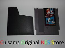ORIGINAL NINTENDO NES SUPER MARIO BROS/DUCK HUNT GAME, SLEEVE & GUARANTEE