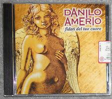 DANILO AMERIO - Fidati Del Tuo Cuore, Rare Import CD, NEW