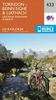 Torridon - Beinn Eighe and Liathach by Ordnance Survey 9780319246658 | Brand New