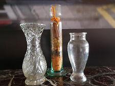 vases pot pourri verre cristal art-déco art nouveau vintage CERAMIC by PN