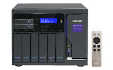 QNAP Tvs-882-i5-16g Tower 8-bay NAS Server Quad Core I5 3.6ghz 16gb Memory 4