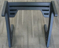 """Ultimate Keyboard Stand 27"""" high  light plastic,  comes apart storage transport"""