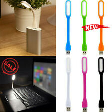Flexible USB LED Light Lamp For Computer Notebook Laptop Reading Random PC 2020