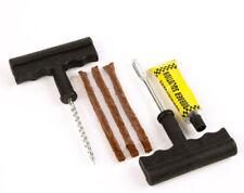 New Emergency Car/Motorcycle Tubeless Tyre Puncture Repair Kit & 8 Repair Strips