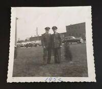 Korean War U.S Air Force Airmen Standing Together