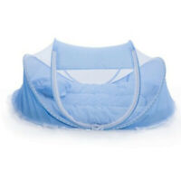 Portable Foldable Baby Bed Infant Crib Mosquito Tent Baby Play Shades Cradle Bed