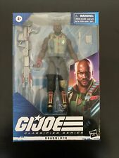 GI Joe Classified Series Roadblock MIB
