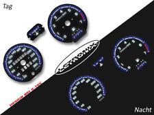 LETRONIX Plasma Tacho Tachoscheiben EL-Dash VW Golf 2 Jetta 2 20-260 #