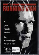 THE RUNNING MAN - ARNOLD SCHWARZENEGGER - NEW & SEALED DVD - FREE LOCAL POST