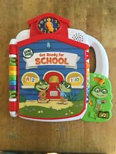 Leap Frog Get Ready for School Electronic Book