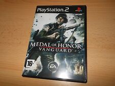 MEDAL OF HONOR: Vanguard (SONY PS2) Marca Nuevo NO PRECINTADO PAL Reino Unido