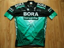 Bora Hansgrohe Professional team Full Zipp SS Cycling Jersey , Sportful , Size:L