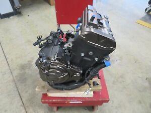 EB674 2016 16 YAMAHA FZ07 ENGINE MOTOR