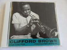 Clifford Brown - Memorial Album - CD Japan Pressung